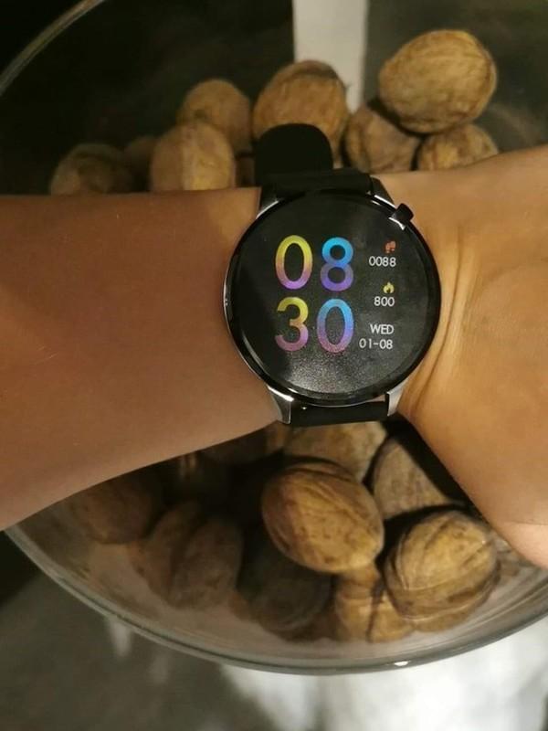 Montre Oozoo smartwatch connectée Q00113