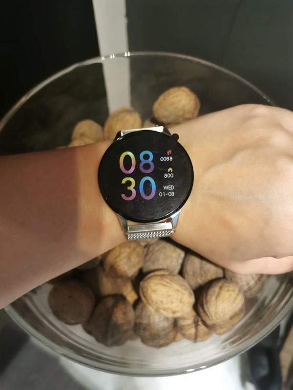 Montre Oozoo smartwatch connectée Q00116