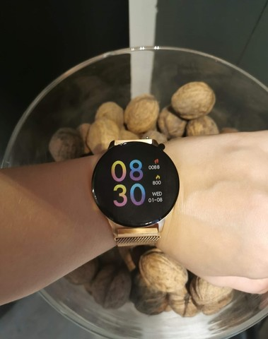 Montre Oozoo smartwatch connectée Q00117