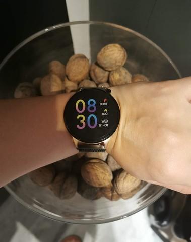 Montre Oozoo smartwatch connectée Q00118