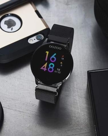 Montre Oozoo smartwatch connectée Q00119
