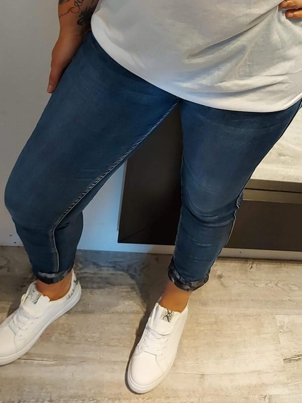 Jeans réversible