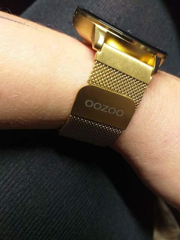 Montre Oozoo smartwatch connectée Q00121