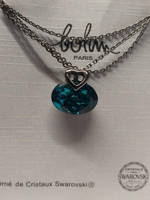 Collier cristaux de Swarowski